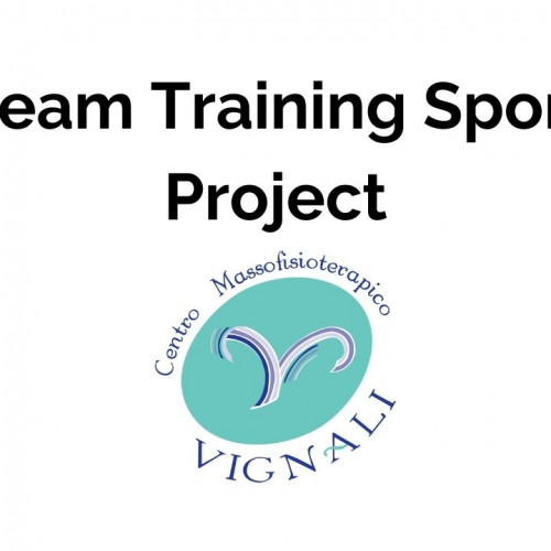 Team Training Sport Project