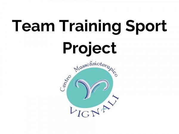 Team Training Sport Project